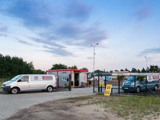 Parking 66 Pyrzowice