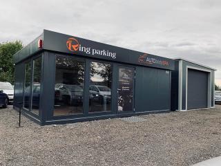 King Parking Balice