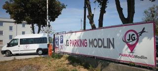 JG Parking Modlin