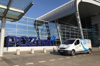 VALET Parking - Poznań Ławica