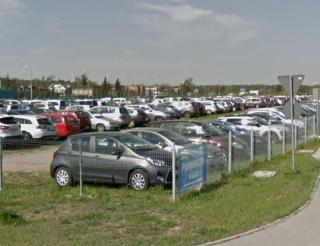 VALET Parking Poznań - Ławica